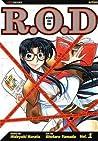 R.O.D. Read or Die 1 (R.O.D. Read or Die, #1)