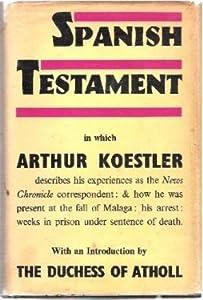Spanish Testament