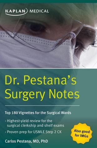 dr pestana surgery notes pdf