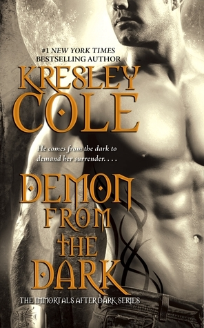 #9 Demon from the Dark (Immortals - Kresley Cole