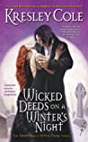 Wicked Deeds on a Winter's Night (Immortals After Dark, #3) audiobook review