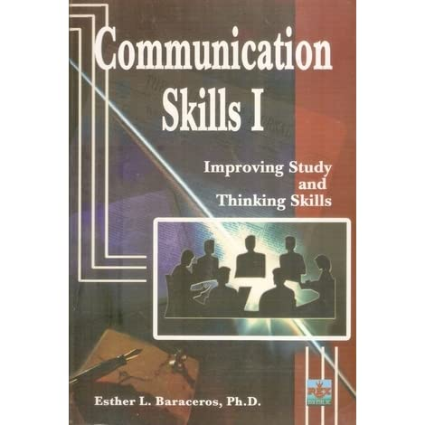 Book skills study thinking and
