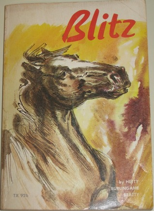 Blitz by Hetty Burlingame Beatty