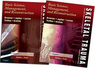 Skeletal Trauma: Expert Consult: Online and Print, 2-Volume Set