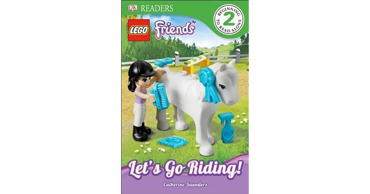 lego friends pony