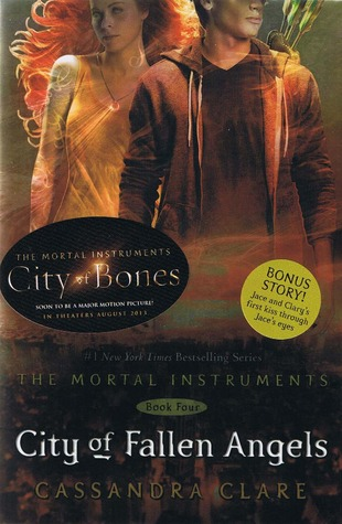 City of Fallen Angels (The Mortal Instruments, #4)