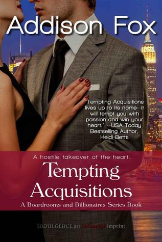 Tempting Acquisitions by Addison Fox