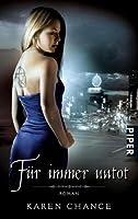 Für immer untot (Cassandra Palmer, #3)