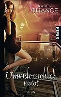 Unwiderstehlich untot (Cassandra Palmer, #4)