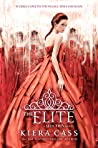 Book cover for The Elite (The Selection #2)