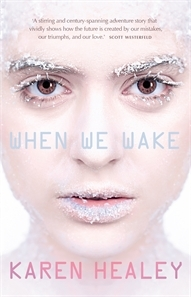 Image result for novel when we wake