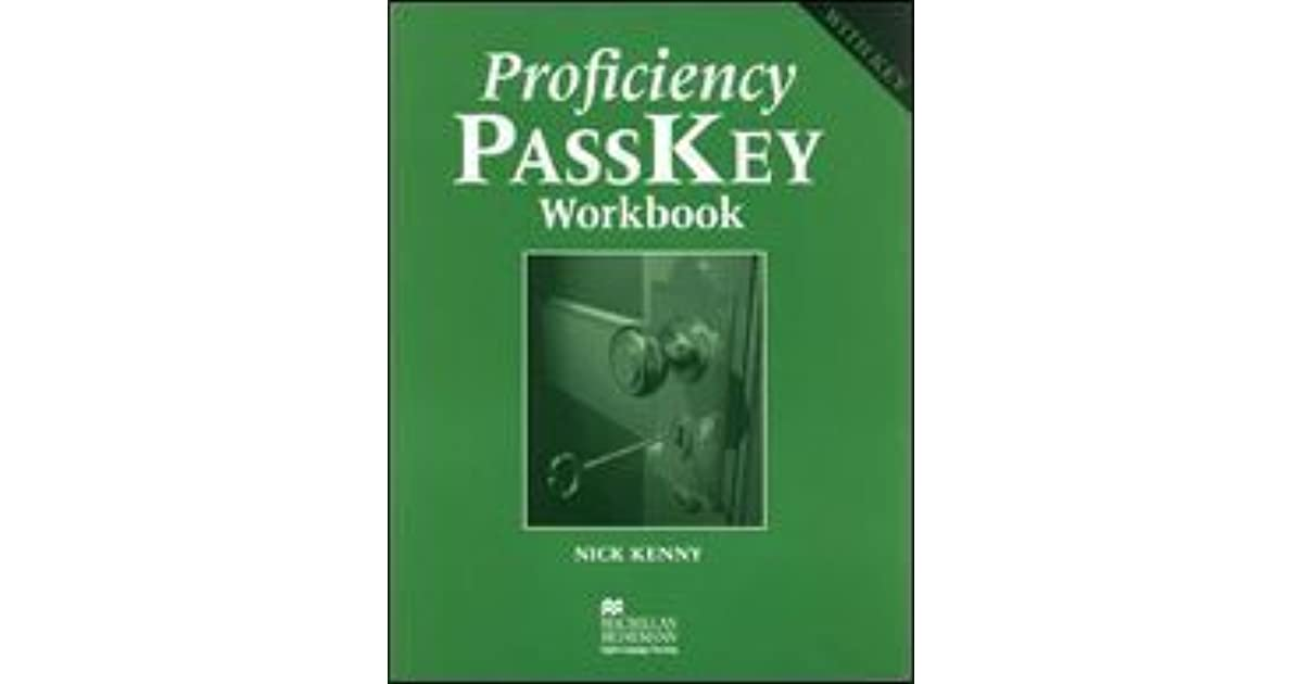 New Proficiency Passkey Students Book
