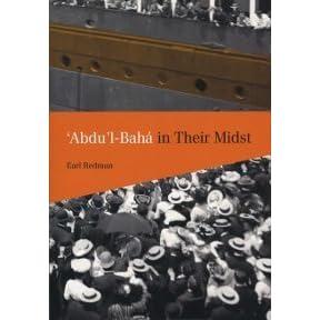 Abdul-Baha in Their Midst