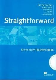 Straightforward Elementary Teacher's Book