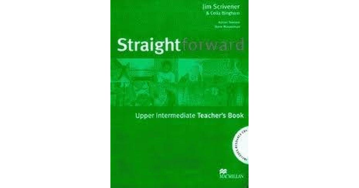 Straightforward Pre Intermediate Teacher Book Pdf