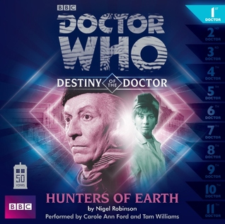Doctor Who: Hunters of Earth (Destiny of the Doctor, #1)