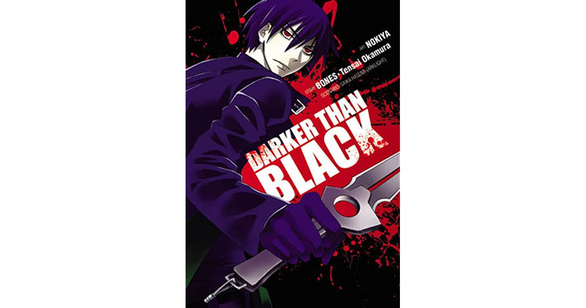 Darker Than Black Graphic Novel Omnibus Manga English