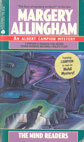 The Mind Readers (Albert Campion Mystery, #18)