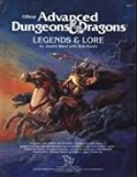 Legends & Lore (Advanced Dungeons & Dragons)