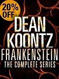 Frankenstein 5 Book Collection