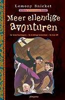 Meer ellendige avonturen (A Series of Unfortunate Events, #4, #5, #6)