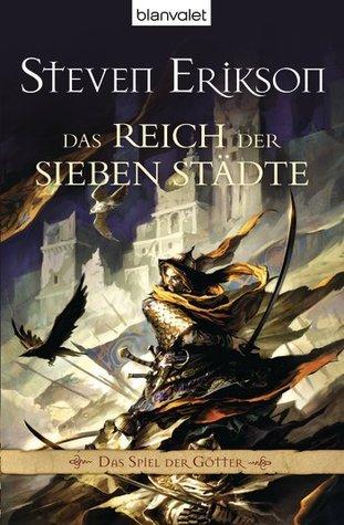 Das Reich der Sieben Städte (Das Spiel der Götter, #2)