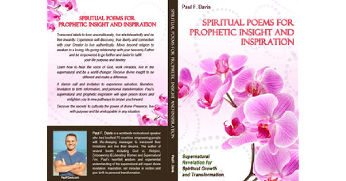Spiritual Poems for Prophetic Insight and Inspiration