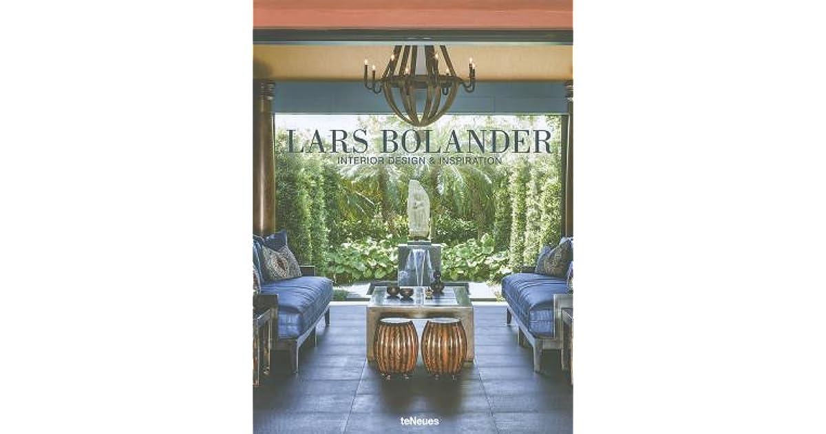 Lars Bolander Interior Design Inspiration By