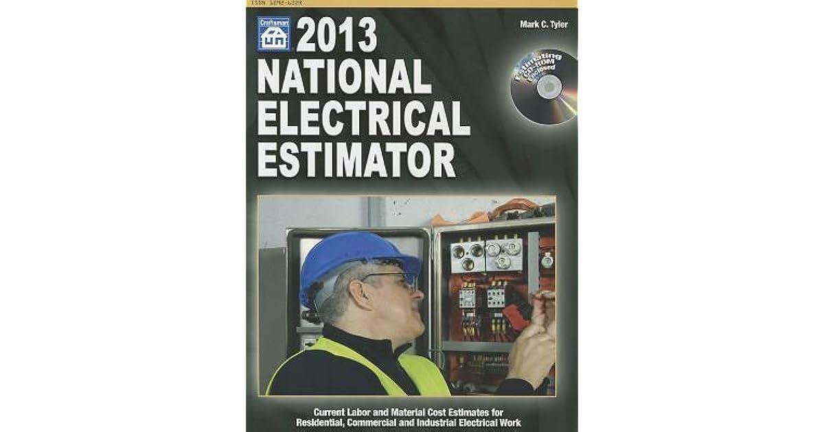 National Electrical Estimator 2013 (National Electrical Estimator by