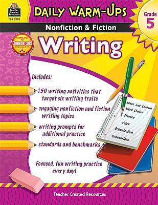 Nonfiction & Fiction Writing, Grade 5