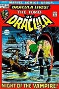 The Tomb of Dracula Omnibus, Vol. 1