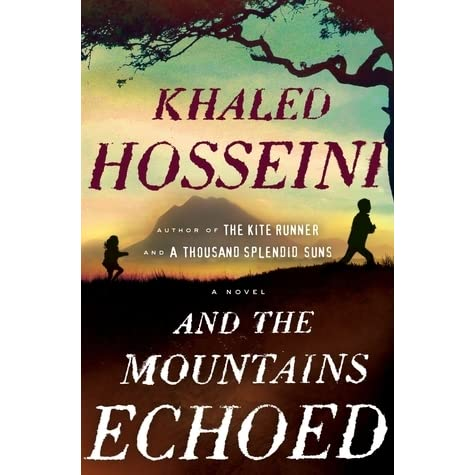 The Mountains Echoed Epub