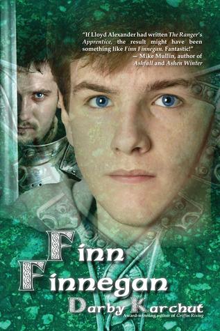 Finn Finnegan (The Adventures of Finn MacCullen, #1)