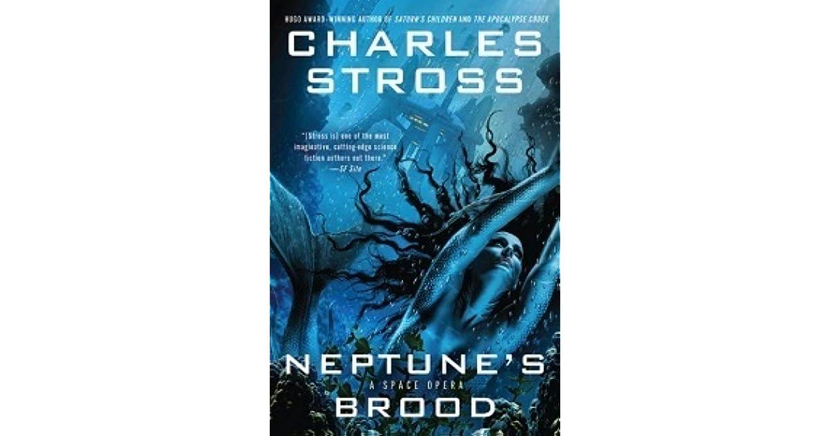 Neptunes Brood (Freyaverse Book 2)