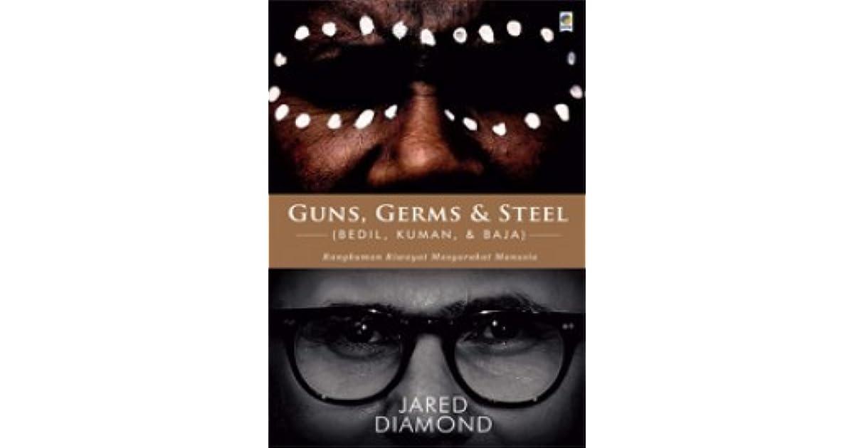 Jared Diamond Guns Germs And Steel Epub