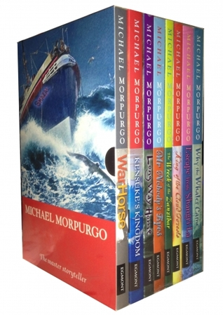 Michael Morpurgo Series Collection of 8 Books Set for Children