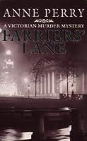 Farrier's Lane (Charlotte & Thomas Pitt, #13)