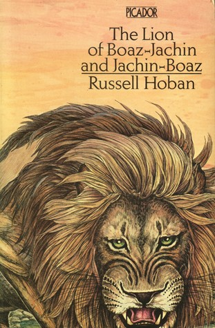 Ebook The Lion Of Boaz Jachin And Jachin Boaz By Russell Hoban