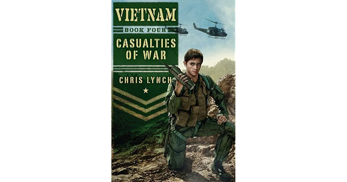 Vietnam casualties of war book four fish