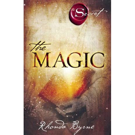 The Magic The Secret 3 by Rhonda Byrne
