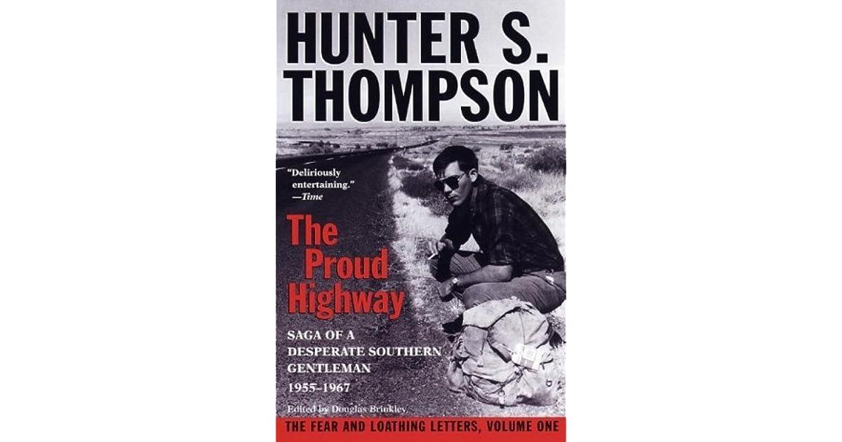 hunter s thompson essay