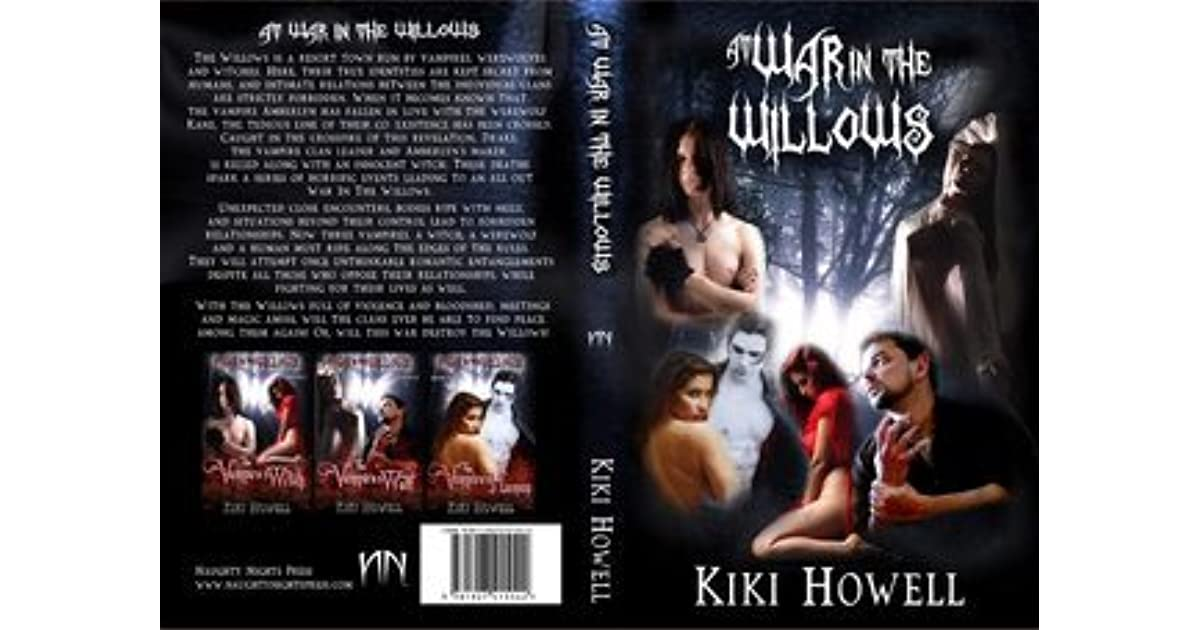 At War In The Willows: Shifter Paranormal Romance
