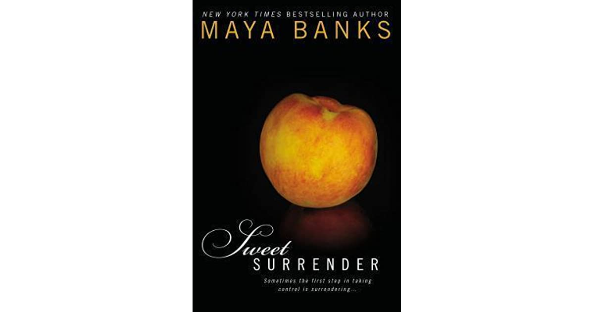4 thoughts on Sweet Surrender