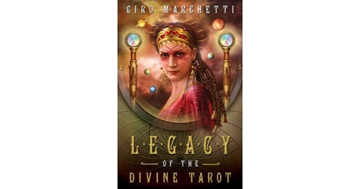 Legacy of the Divine Tarot [With Paperback Book and Black