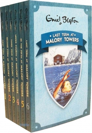 Enid Blyton Malory Towers Slipcase Collection