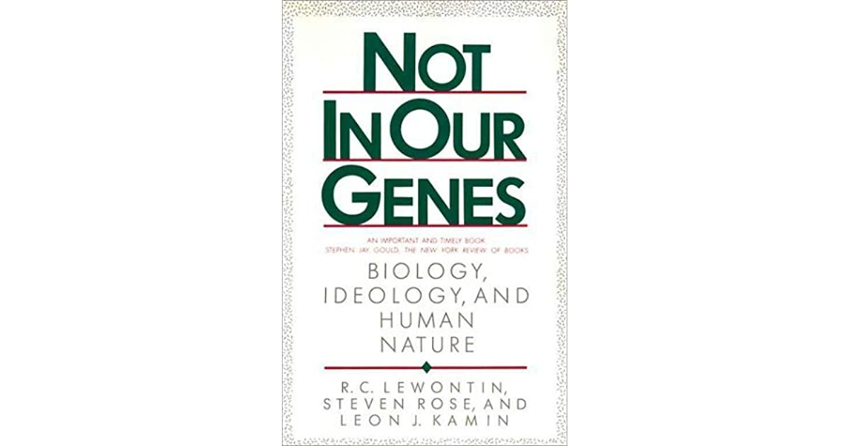 an analysis of the gay gene and biological determinism Frank furedi sociologist is that biological determinism in your genes this way has now become integral to gay identity according to gay gene theory your.