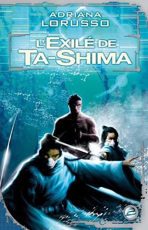 L'exilé de Ta-Shima (Ta-Shima #2)