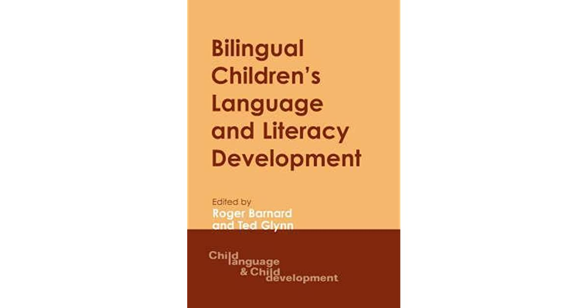bilingual program children language development There are two opposing bilingual program the better they will succeed in the development of academic language in bilingual education: why culture matters 8.