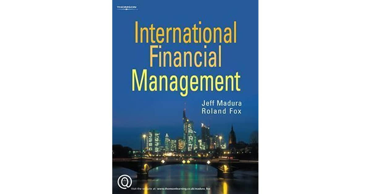 Jeff Madura International Financial Management Ebook