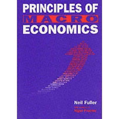 macro economics two of the